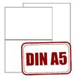 A5 Etiketten