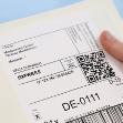 Versand mit DHL/Hermes Etiketten