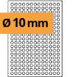 ∅ 10 mm