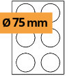 ∅ 75 mm