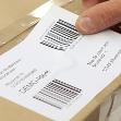 Internetmarke Etiketten