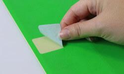 Bestellen Sie grüne Etiketten für Büro und Office Management