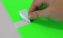 Bestellen Sie leuchtgrüne Etiketten für Büro und Office Management