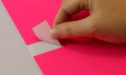 Bestellen Sie leuchtpinke Etiketten für Büro und Office Management