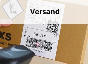 Bestellen Sie Versandetiketten für Post und Pakete auf Bogen