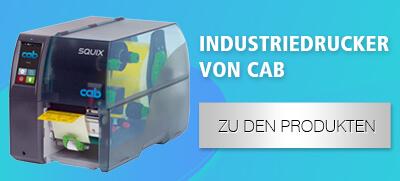 Industriedrucker von cab