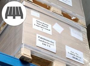 Bestellen Sie Etiketten für Lager und Logistik