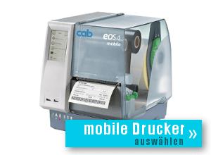 Mobile Etiketten Drucker