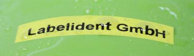 Wasserfeste Etiketten aus Vinyl