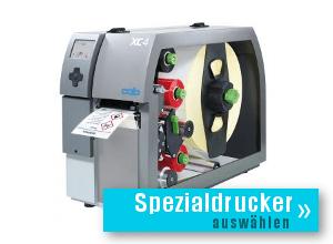 Spezial Industrie Etikettendrucker