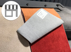 Bestellen Sie Acetatseide Etiketten zum Verkleben auf Textilien