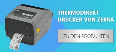 Zebra Thermodirektdrucker